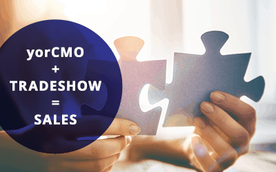 How a Fractional CMO Aligned Sales and Marketing to Optimize one Company's Event Strategy
