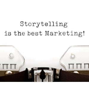 How to Use Storytelling to Sell Your Brand & Connect with Customers